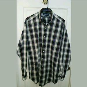 Ralph Lauren Polo Blair Plaid shirt